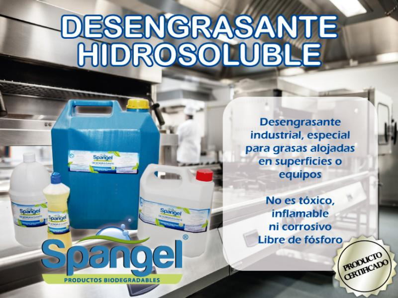 Desengrasante Hidrosoluble