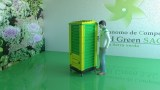 Compostador plástico EARTHGREEN SAC 500