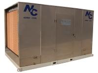 Sistema Enfriamiento Evaporativo linea Industrial Nordi Cool