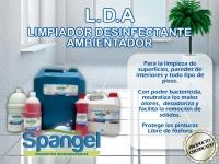 Limpiador Desinfectante Ambientador LDA